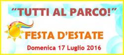 Festa d'estate parco negretti Rebbio Como